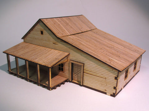 28mm Farm Building