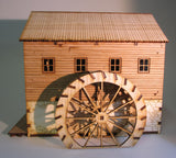28mm Early American Mill