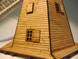 28mm Early American Windmill