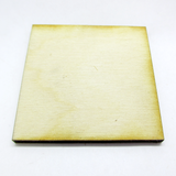 2 x 2 Inch Plywood Miniature Bases
