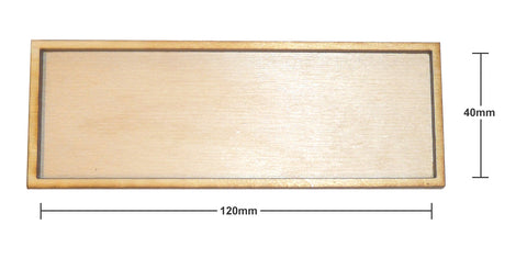 120mm x 40mm Movement Tray