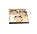 60mm x 60mm Movement Tray