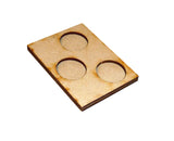 60mm x 80mm Movent Tray