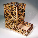 Gear Dice Tower