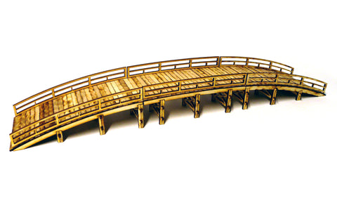 28mm Japanese Moriyama Bridge