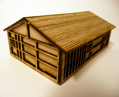 Japanese Building 01