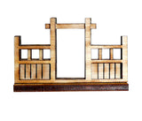 Japanese Type 2 Fence Gate Section (x2)