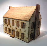 28mm Early American Country House