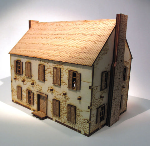 28mm Country House