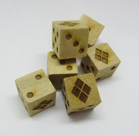 Samurai Dice Takeda