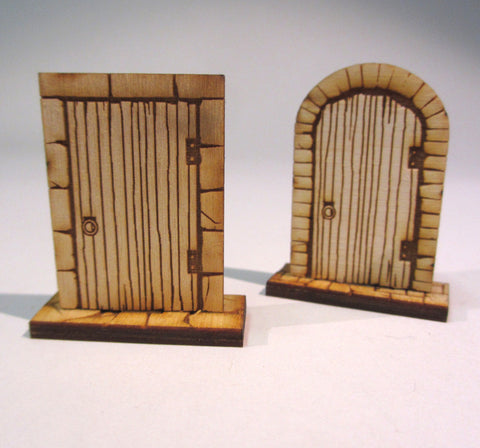 28mm Closed Doors
