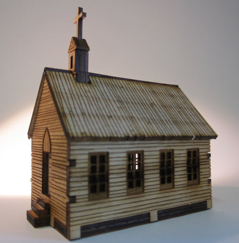 Early American Church