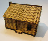 Early American Large Cabin
