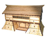 28mm Japanese Fortified Gatehouse