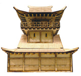 28mm Japanese Guardhouse
