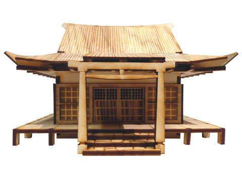 28mm Japanese Shrine