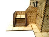 28mm Warehouse District Side Stars