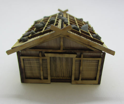 Japanese Storehouse