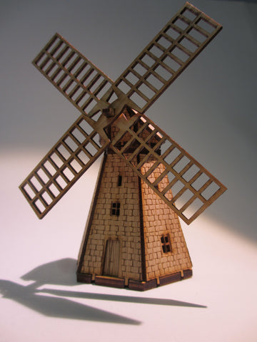 Early American Windmill