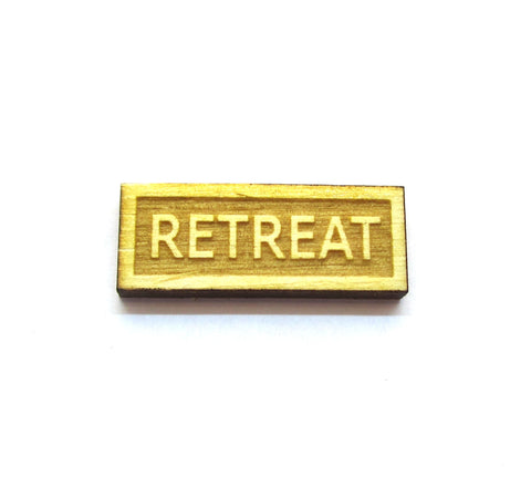 Retreat Tokens