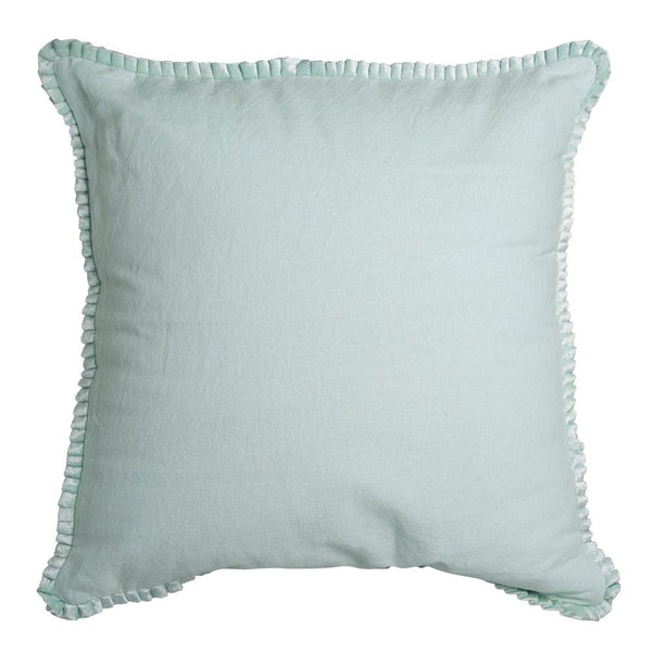 CALA CUSHION 50X50CM MINT