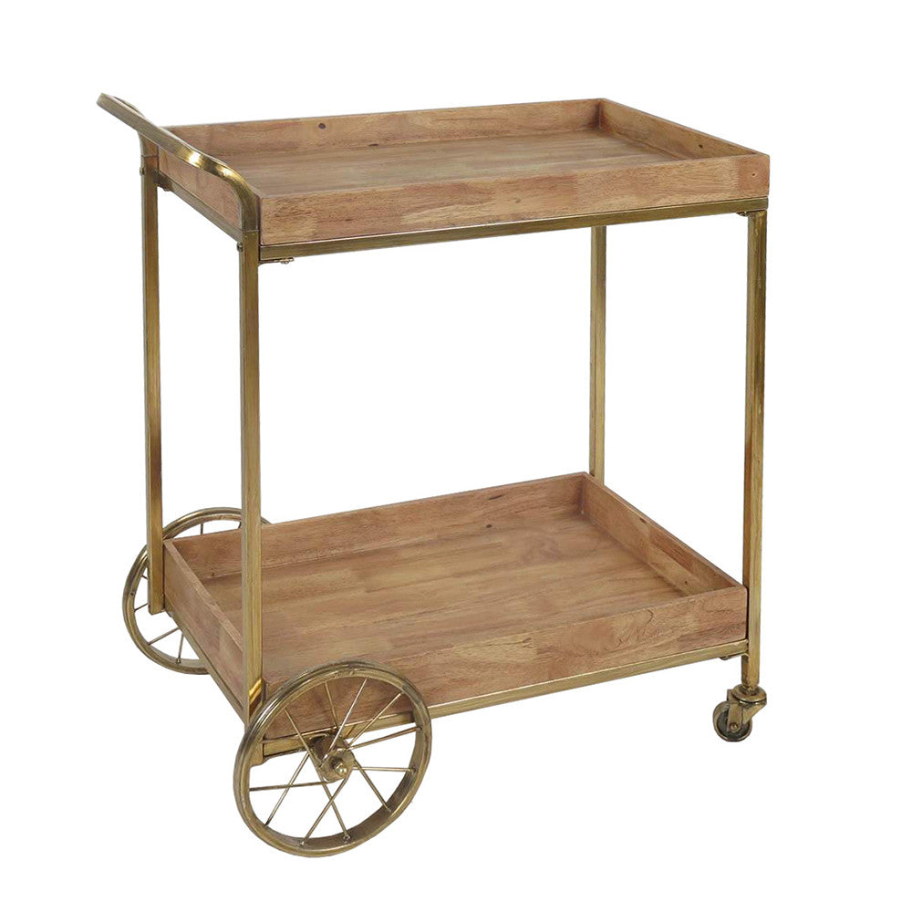 LUXE DRINKS BAR CART