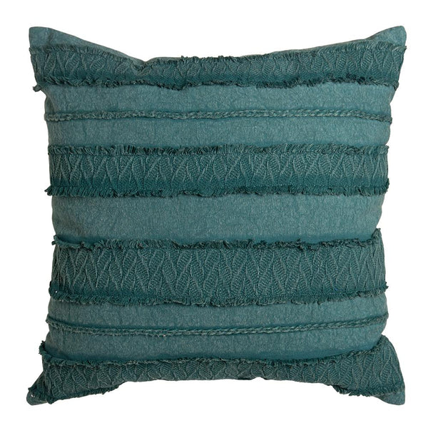 SCYLLA CUSHION 50X50CM EDEN GREEN