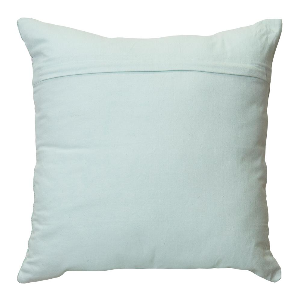 SUTTON CUSHION 50X50CM MINT