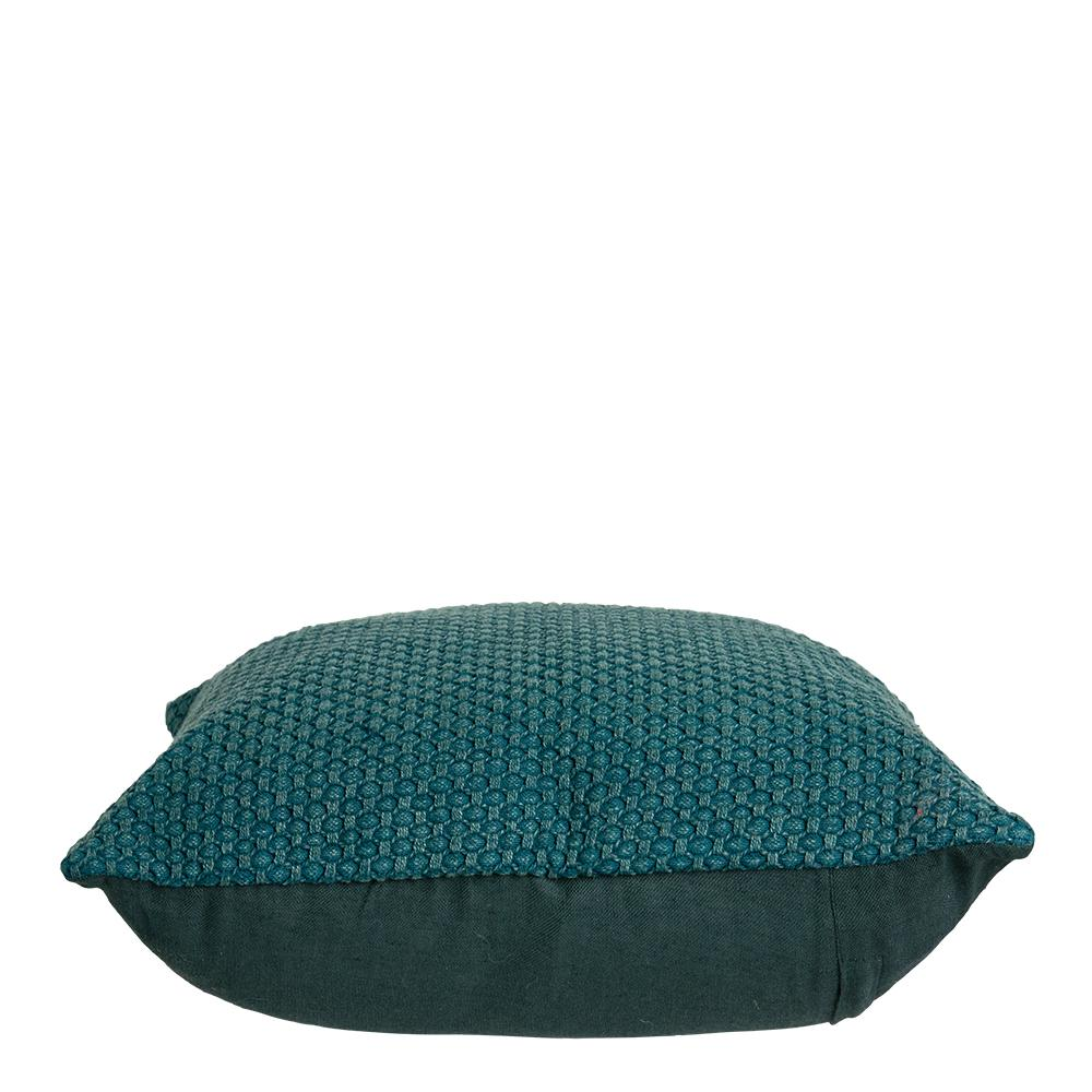 TAYLOR JACQUARD 50X50CM CUSHION EDEN GREEN