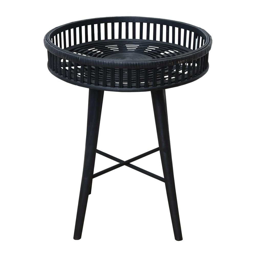 THEA STOOL - BLACK