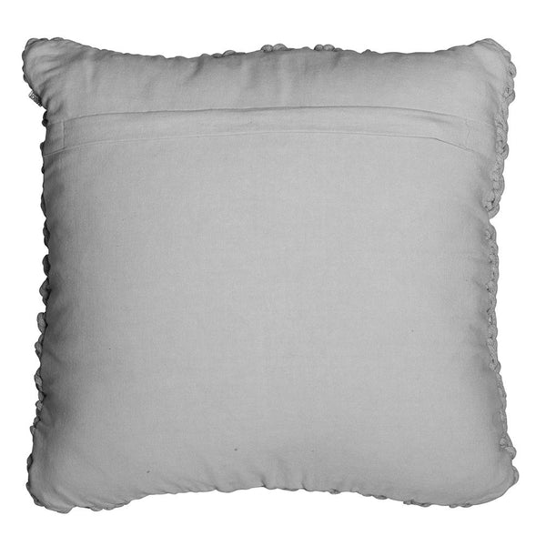 ZARA CUSHION 50X50CM GREY