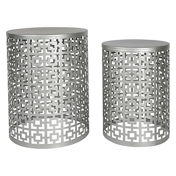 TEMARA STOOL STANDS (set of 2) shop safely now australia wide ottomans side tables online