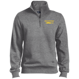 Wahoo Junkies Embroidered 1/4 Zip Sweatshirt