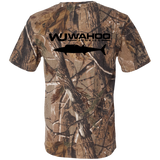Wahoo Junkies Short Sleeve Camouflage T-Shirt