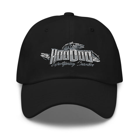 Hoodoo Embroidered Dad hat