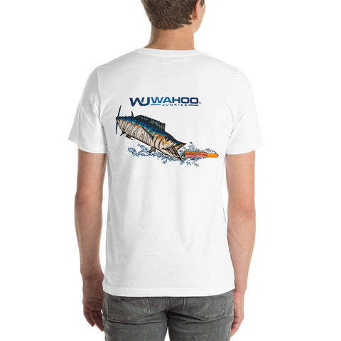Wahoo Junkies Original Short-Sleeve T-Shirt