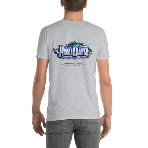 HooDoo Sportfishing Short-Sleeve Unisex T-Shirt