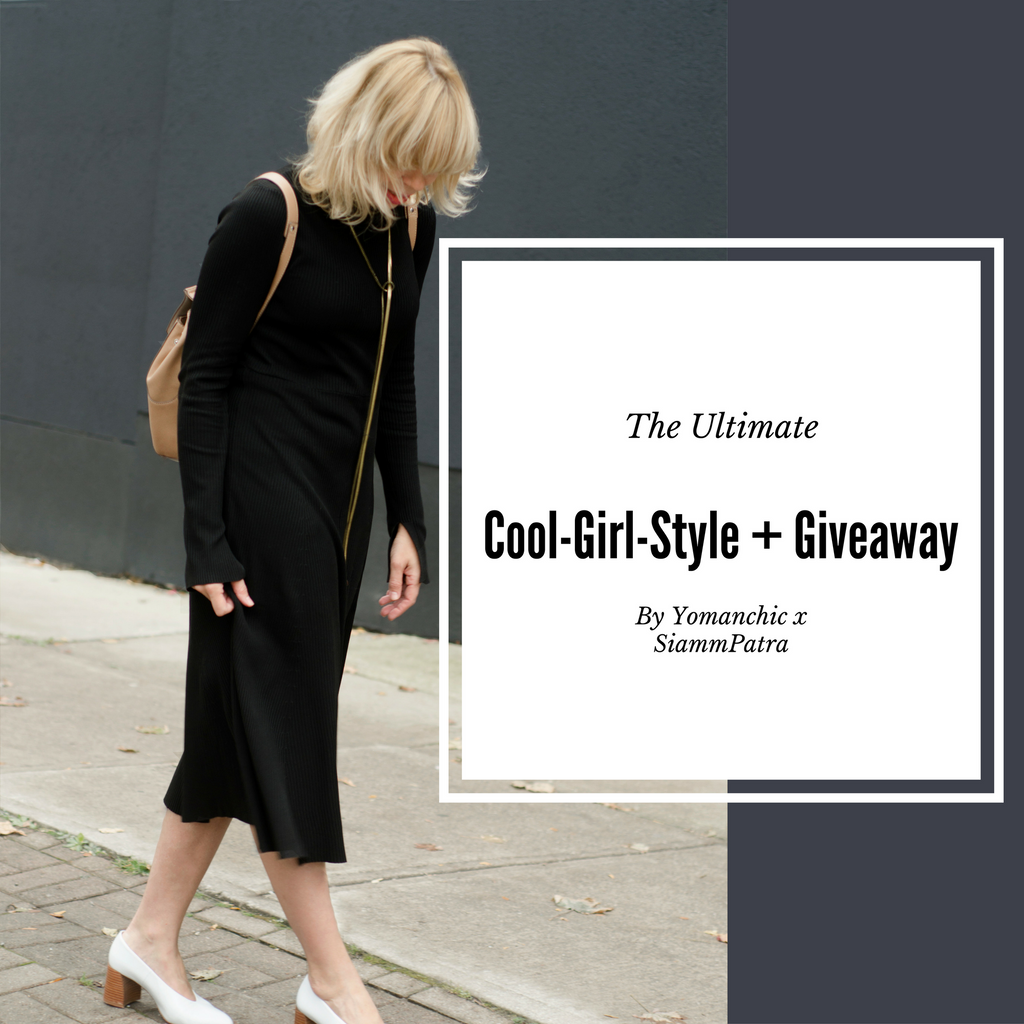 Your Ultimate Guide to Cool-Girl Style by Yomanchic + A Giveaway