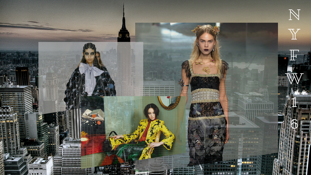 Top 10 Runway Shows to Get Inspired From New York Fashion Week Fall 2016