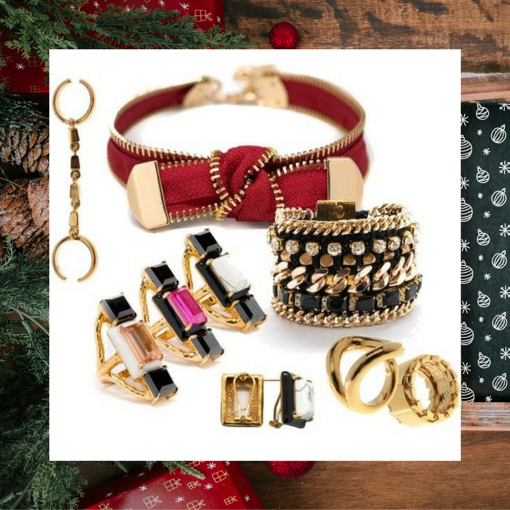 Holiday Gift Guide 2017 For All One-Of-A-Kind Jewelry Obsessed
