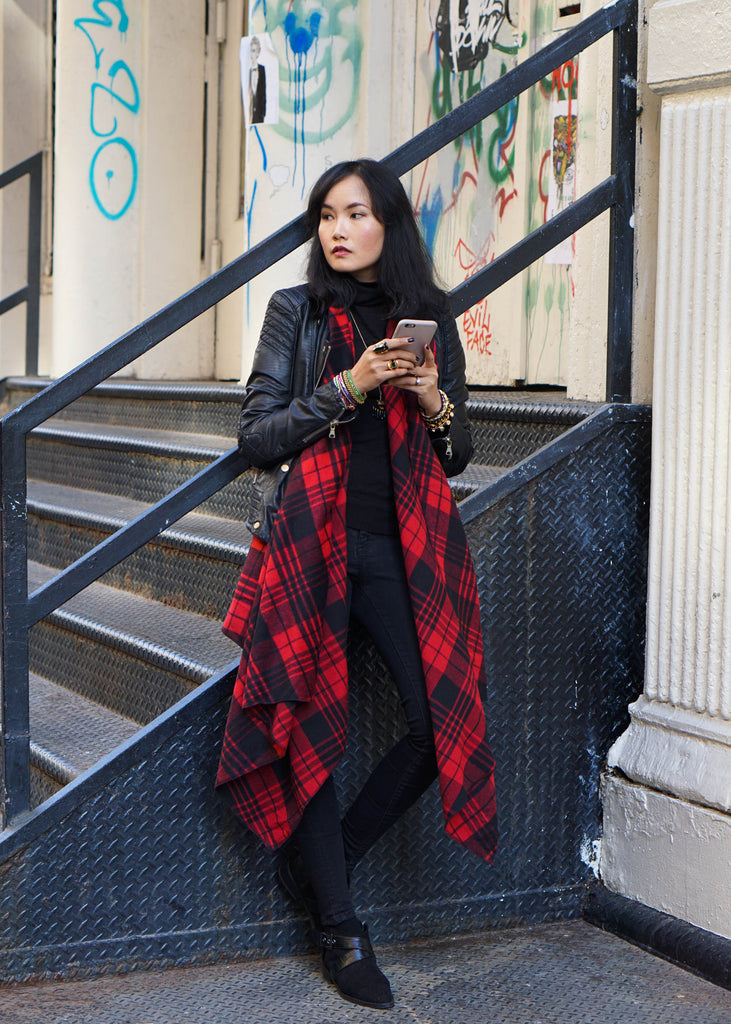 4 style tips to elevate your simple outfits to major street style chic