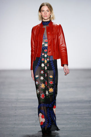 Vivienne Tam Fall 2016 Collection
