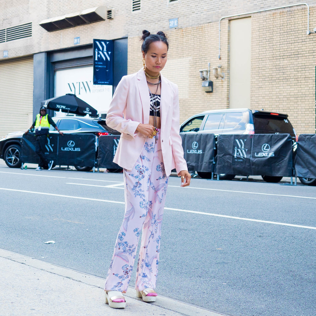 new york fashion week street style inspiration 2017