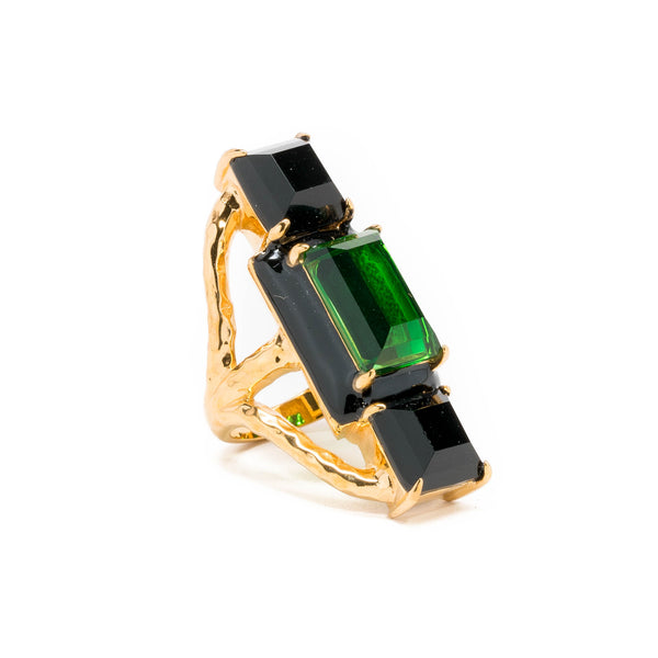 Hemhem Cocktail Statement Ring