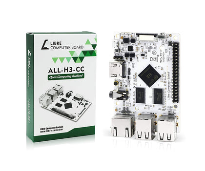 Libre Computer Board ALL-H3-CC