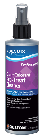 Grout Colorant Pre-Treat Cleaner - Aqua Mix® Australia - Online Store