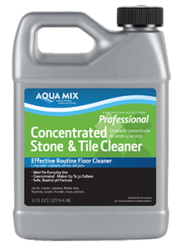 Concentrated Stone & Tile Cleaner - Aqua Mix® Australia - Online Store