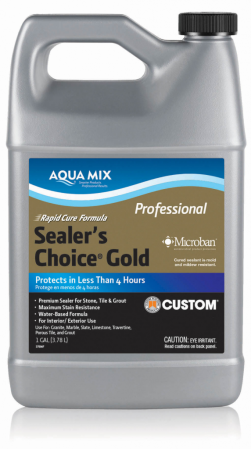 Sealer's Choice® Gold – Rapid Cure - Aqua Mix® Australia - Online Store