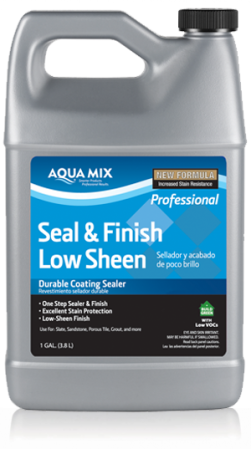 Seal & Finish Low Sheen - Aqua Mix® Australia - Online Store