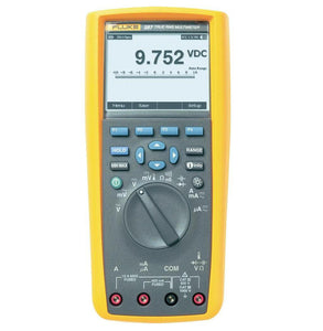 FLUKE 289/EUR TRUE RMS INDUSTRIAL LOGGING MULTIMETER WITH TRENDCAPTURE